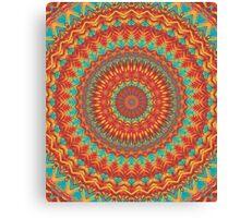 Mandala 095 Canvas Print