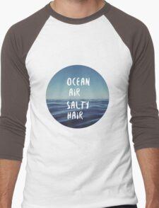 Salty Men's Baseball ¾ T-Shirt