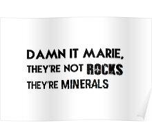 Damn it, Marie. Poster