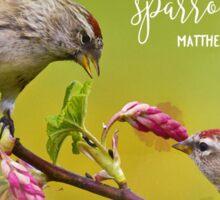 Matthew 10:31 Sticker