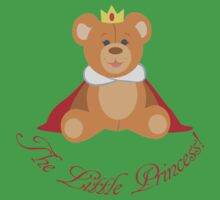 The Little Princess Kids Tee