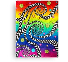 'Crossing Minds' Canvas Print