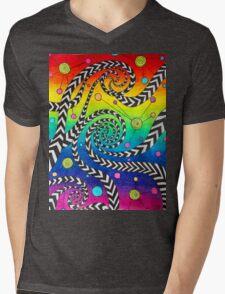 'Crossing Minds' Mens V-Neck T-Shirt
