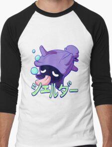 Shellsnooz Men's Baseball ¾ T-Shirt