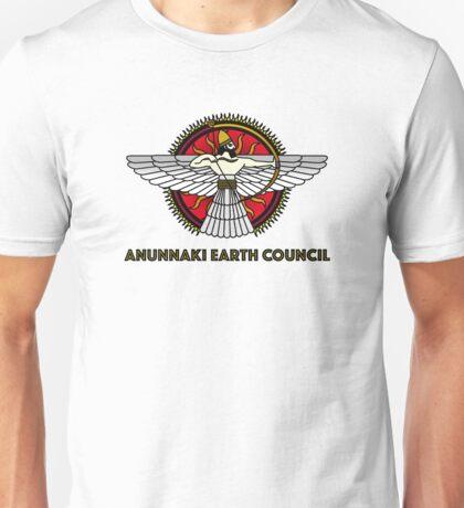 Anunnaki Earth Council Unisex T-Shirt
