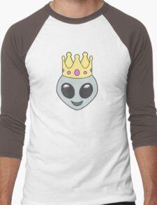 Queen Alien Men's Baseball ¾ T-Shirt
