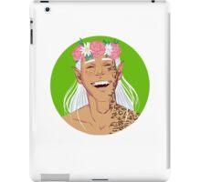 precious smol bean rowan iPad Case/Skin