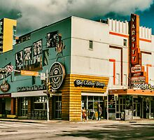 The Varsity Theater by sidpena