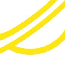 Space Patrol Ogikubo - Yellow Sticker