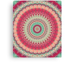Mandala 097 Canvas Print