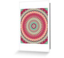 Mandala 097 Greeting Card