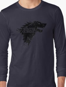 GAME OF THRONES Long Sleeve T-Shirt