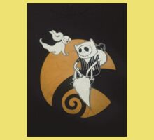 adventure time with jack skellington nightmare before christmas One Piece - Short Sleeve