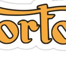 Norton Motorcycle Sticker