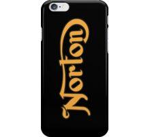 Norton Motorcycle iPhone Case/Skin