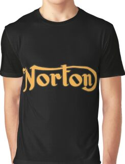 Norton Motorcycle Graphic T-Shirt