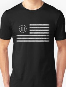 III Percent Oath Keepers Unisex T-Shirt