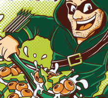 ARROW´S CRUNCH Sticker