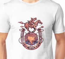 Steel ball run Unisex T-Shirt