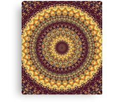 Mandala 098 Canvas Print