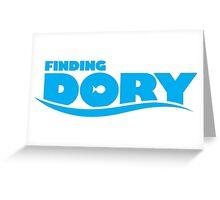 Hai Dory Greeting Card