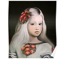 Homage to Velasquez, The Little Princess Poster