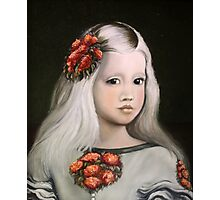 Homage to Velasquez, The Little Princess Photographic Print