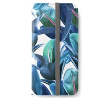 Rubber Plant #redbubble #lifestyle iPhone Wallet/Case/Skin