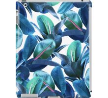 Rubber Plant #redbubble #lifestyle iPad Case/Skin