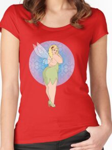 Fat Fairy Women's Fitted Scoop T-Shirt