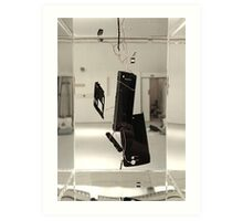 Phone Sculpture 2 Art Print