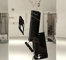 Phone Sculpture 2 by Aaran Bosansko