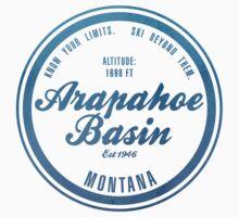 Arapahoe Basin Ski Resort Colorado Kids Clothes