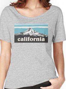 Blue California Women's Relaxed Fit T-Shirt