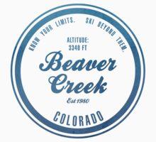 Beaver Creek Ski Resort Colorado One Piece - Long Sleeve