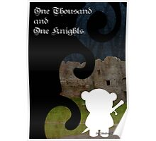 One Thousand And One Knights Poster