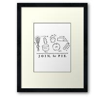 Revolutionary Recipe Framed Print
