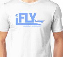 iFLY Cessna Aircraft Unisex T-Shirt