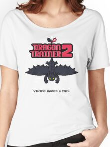 DRAGON TRAINER 2 Women's Relaxed Fit T-Shirt