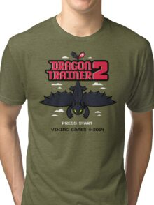 DRAGON TRAINER 2 Tri-blend T-Shirt