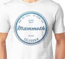 Mammoth Ski Resort California Unisex T-Shirt