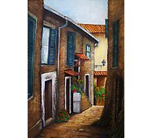 Italian afternoon Photographic Print