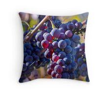 Saw it on the Grape Vine Throw Pillow