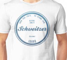 Schweitzer Ski Resort Idaho Unisex T-Shirt