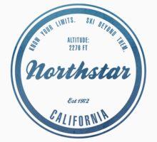 Northstar Ski Resort California One Piece - Long Sleeve