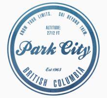 Park City Ski Resort Utah One Piece - Long Sleeve
