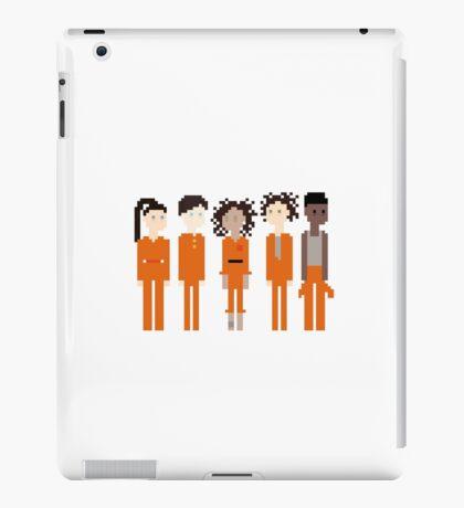 Pixel Asbo 5 iPad Case/Skin