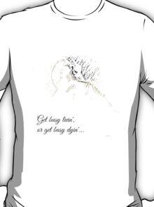 The Shawshank Redemption B&W T-Shirt