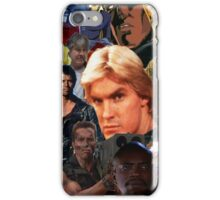Manly Men For The Manliest  iPhone Case/Skin