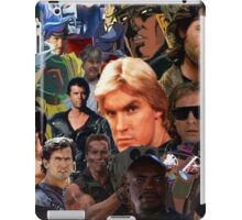 Manly Men For The Manliest  iPad Case/Skin